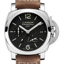 Panerai Luminor 1950 3 Days GMT Power Reserve Automatic Acciaio