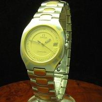 Omega Seamaster Polaris 18kt 750 Gold / Edelstahl Herrenuhr /...