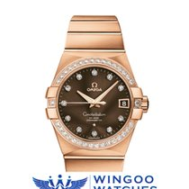 Omega - Constellation Co-Axial 38 MM Ref. 123.55.38.21.63.001