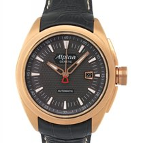 Alpina Nightlife Club Date Automatic Men's Watch – AL-525B4RC4
