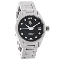 TAG Heuer Carrera Diamond Ladies Swiss Quartz Watch WAR2413.BA...