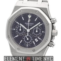 Audemars Piguet Royal Oak Chronograph 39mm Blue Dial Ref....