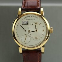A. Lange & Söhne Lange 1 Daymatic 39.5mm 18K Yellow Gold