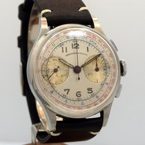 ABERCROMBIE & FITCH CO. 2-Register Chrono circa 1950's