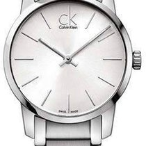 ck Calvin Klein city lady Damenuhr K2G23126