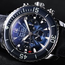 Blancpain Fifty Fathoms Flyback Chronograph Quantième Complet