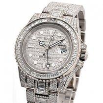 Rolex GMT Master II Ice Full Diamonds