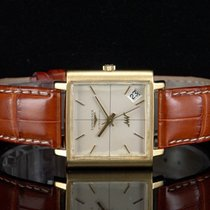 Longines ULTRA-CHRON MATIC Vintage Kaliber 431 Gelbgold/18kt....