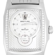 Breitling Bentley Flying B Jump Hour Watch A28362