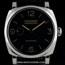 Panerai S/S Unworn Radiomir 1940 3 Days Power Reserve B&P...