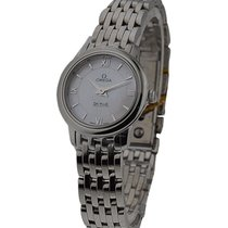Omega De Ville Prestige Lady's Quartz in Steel