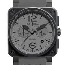 Bell & Ross Men's Watch BR0394-COMMANDO