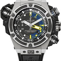 Hublot [NEW][LIMITED] King Power Oceanographic 1000 732.NX.112...