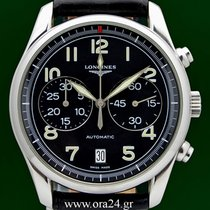 Longines Avigation 40mm Special Series Automartic Chrono B&P