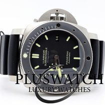 Panerai LUMINOR SUBMERSIBLE 1950 AMAGNETIC 3 DAYS TITANIO 47MM...
