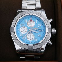 Breitling Super Avenger II Caribbean limited edition