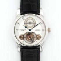 Girard Perregaux Platinum Reserve de Marche Tourbillon Watch