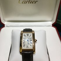 Cartier Tank Americaine