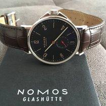 Nomos Ahoi Atlantik Datum mit Original Zubehör und Garantie