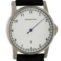 Schaumburg Watch Gnomonik No.02 Automatik Einzeiger 42mm