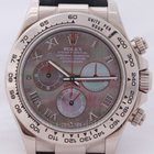 Rolex Daytona Cosmograph 116519 White Gold Mother of Pearl Dial