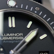 Panerai LUMINOR SUBMERSIBLE 1950 AMAGNETIC 3 DAYS TITANE