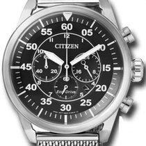 Citizen Sports Eco Drive Chronographen Herrenuhr CA4210-59E