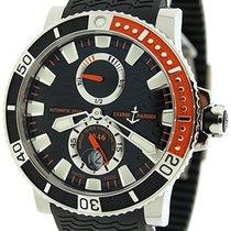 Ulysse Nardin Maxi Marine Diver Titanium Watch 263-90-3/92