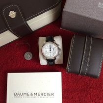 Baume & Mercier capeland chronographe flyback