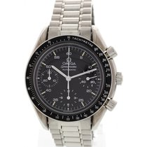 Omega Men's Omega Speedmaster Chronograph Stainless Steel...