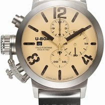 U-Boat Classico 48 Chrono Sterling Silver Limited Edition