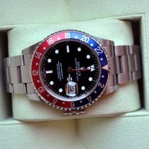 Rolex GMT Master II, Pepsi/Coke - 2005