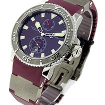 Ulysse Nardin Maxi Marine Diver Chronometer in Steel