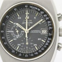 Omega Speedmaster 125th Anniversary Steel Watch 378.0801...