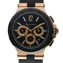 Bulgari Diagono Gold Chronograph