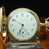 A. Lange & Söhne Deutsche Uhrenfabrikation Savonette 14kt....