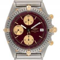 Breitling Chronomat Chronograph Stahl/Gelbgold Automatik...