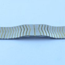 Ebel Classic Wave Herren Stahl/gold Armband 20mm Top Zustand 2