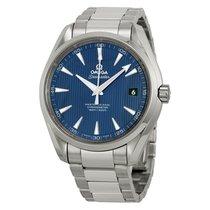 Omega Aqua Terra Automatic Blue Dial Watch 3110422103003