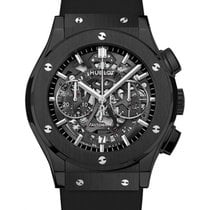Hublot Classic Fusion Aerofusion 525.CM.0170.RX Skeleton Index...