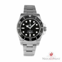 """Rolex Oyster Perpetual Submariner """"No Date"""""""