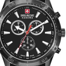 Swiss Military Hanowa 06-8041.13.007 Opportunity Chrono Set...