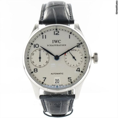 IWC Portugieser Automatic 7 Day&amp;#39;s