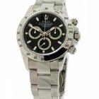 Rolex 116520 RANDOM SERIAL - STEEL DAYTONA - BLACK
