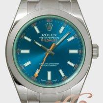 ロレックス (Rolex) Milgauss 116400GV Z-Blue
