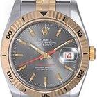 Rolex Men's Rolex Turnograph Watch Steel & Gold 116263