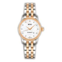 Mido Ladies M76009691 Baroncelli II Mother Of Pearl Watch