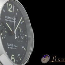 Panerai Contemporary Luminor Chronograph Edelstahl | Limited...