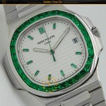 Patek Philippe Nautilus 5711/113P-010 Platinum Emerald