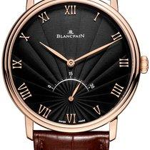Blancpain Villeret Ultra Slim 30 Seconds Retrograde 6653-3630-55b